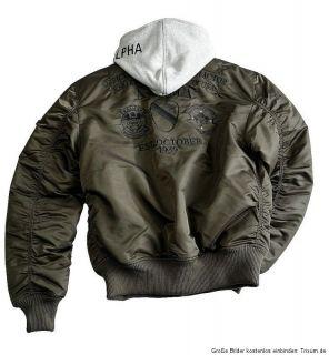 Und passend dazu bieten wir auch das Alpha Industries Basic T Shirt an