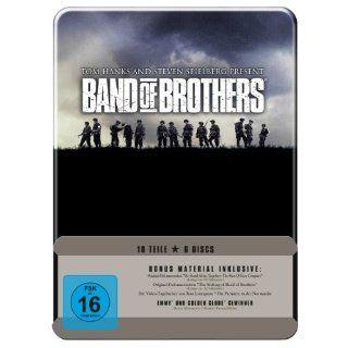 Band of Brothers   Wir waren wie Brüder Metall Box Set 6 DVDs