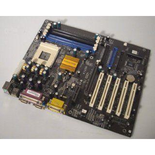 ECS Elitegroup K7S5A Ver.3.1 AGP VGA PCI LAN Sound IDE:
