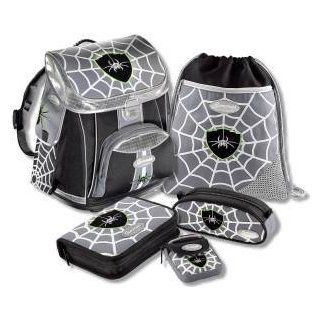 Sammies by Samsonite Premium Schulranzen Set Spider Cruz, 5 tlg