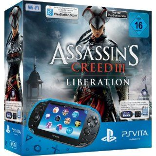 PlayStation Vita (WiFi) inkl. Assassins Creed III Liberation (Download
