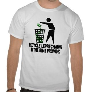 Funny offensive Christmas cards Offensive T shirts Funny Leprechaun
