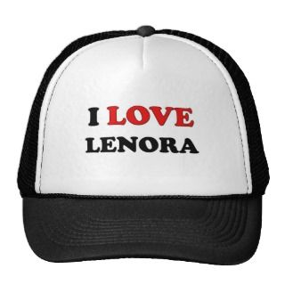 Love Lenora Hat