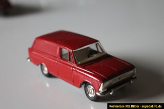 MOSKVITCH MOSKWITSCH 143 UDSSR CCCP DDR USSR RUSSIAN CAR DIECAST URSS