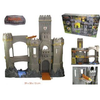 Narnia Burg Prince Caspian Spielset zum Film NEU Spielzeug