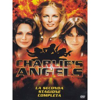 Charlies angels Stagione 02 [7 DVDs] Kate Jackson, Jaclyn