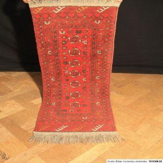 Antiker Handgeknüpfter Perser Teppich Afghan Belutsch Old Carpet Rug