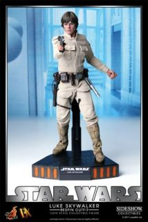 DESHOW HOT TOYS STAR WARS LUKE SKYWALKER BESPIN OUTFIT 12 INCH FIGUR