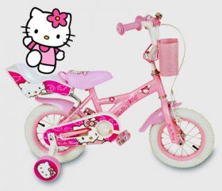 fahrrad hello kitty