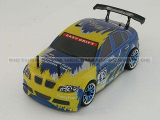 HSP Flying Fish II PRO BMW ON ROAD 116 Brushless
