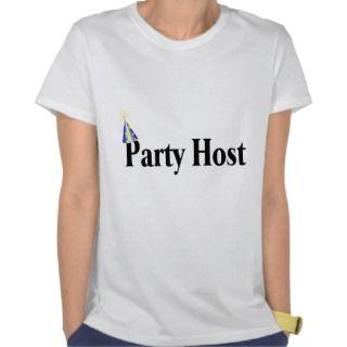 Party Host (Hat) Shirt