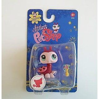 Littlest Pet Shop   Happliest   Lady Bug / Marienkäfer #888   mit