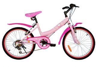 Kinder Fahrrad HELLO KITTY LADY 20 Zoll Kinderfahrrad