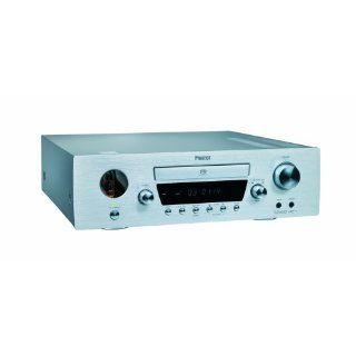 Magnat MC 1 SACD/CD Receiver Paket silber Heimkino, TV