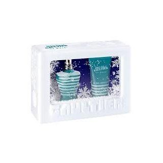 Jean Paul Gaultier Le Male 125ml EDT + 100ml Showergel (Snow Edition