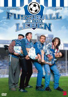 Fussball ist unser Leben (Uwe Ochsenknecht & Ralf Richter) NEU & OVP