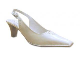 Tamaris Weiße Pumps Damenschuhe Markenschuhe Pumps Schuhe   weiss