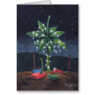 Luces de Navidad (Christmas Lights) Greeting Card