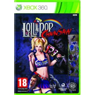 Lollipop Chainsaw (PEGI Version): Xbox 360: Games