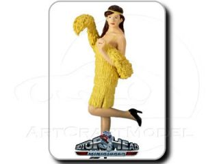 THE FLAPPER v. Rub Out Gangster 124 Motorhead Figur Figurine Figure