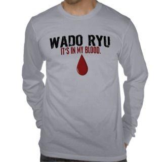 Wado Ryu Black Belt Karate Greeting Cards
