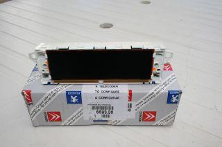 (display EMF ) Peugeot / Citroen 207 307 407 807 C2 C3 C4 C8
