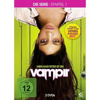 Mein Babysitter ist ein Vampir   Die Serie   Staffel 1   2 DVD Set