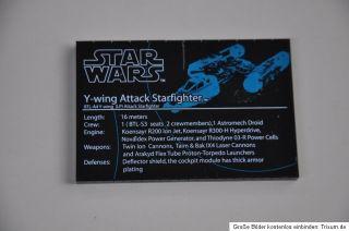 LEGO Star Wars 10134   Y wing Attack Starfighter   UCS mit OVP und
