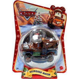 Disney Pixar Cars Mater Martin Hook Holiday Christmas Edition