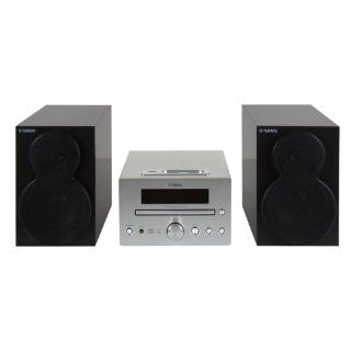 Yamaha Piano Craft E 330 Kompaktanlage (2x20W, Apple iPod Dock, USB