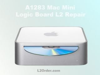 APPLE A1283 MAC MINI LOGIC BOARD FLAT RATE REPAIR MC408LL/A C2D 2