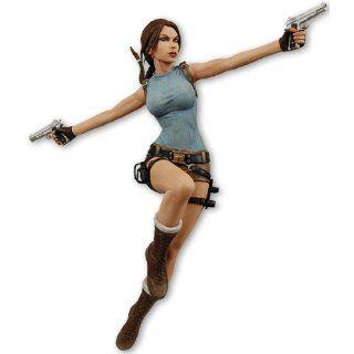 TOMB RAIDER LARA CROFT (2 GUNS)   Actionfigur [Spielzeug]