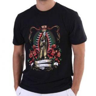 King Kerosin T Shirt Men   Madonna   Schwarz Bekleidung