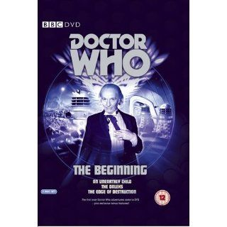 Doctor Who   The Beginning [UK Import] [3 DVDs] William
