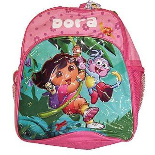 Dora the Explorer Junior  Doppel Zip Rucksack Spielzeug