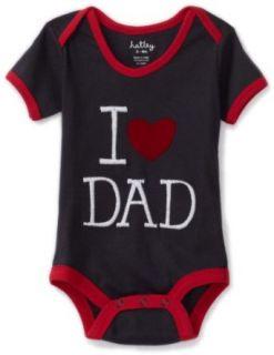 Hatley Body One Piece Boy I Love Dad Bekleidung