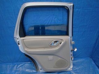 Tür HL Hinten Links für Mazda Tribute Silber metallic (418)