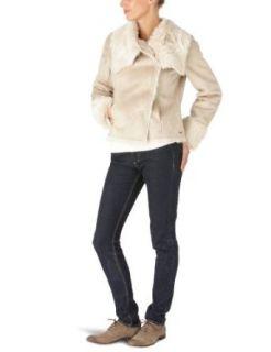 Pepe Jeans Damen Jacke PL400583   Anuk, Schalkragen Regular Fit
