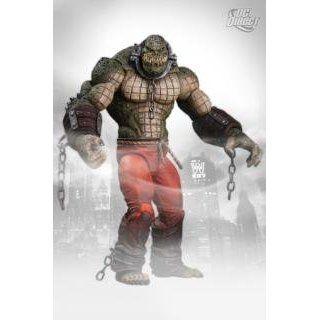 Batman Arkham City Deluxe Actionfigur Killer Croc