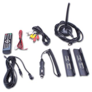 Carmedien Auto DVB T TV Tuner DVB422 digital Receiver DVB T für KFZ