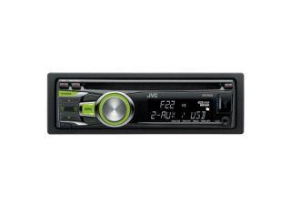 JVC KD R422E  CD Tuner DUAL AUX USB