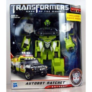 Transformers   32030   Dark of the Moon Autobot Ratchet   ca. 19cm