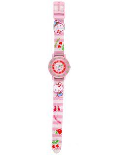 Sanrio Hello Kitty Armbanduhr Kinder Uhr Neu & Ovp.