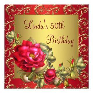 December Morning Designs Invitation Central Adult Birthday
