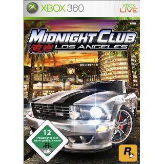 Midnight Club Los Angeles Xbox 360 Games