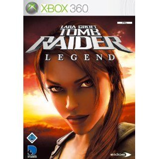 Lara Croft   Tomb Raider Legend Xbox 360 Games