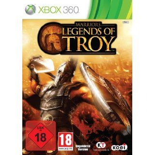 Warriors Legends of Troy Xbox 360 Games
