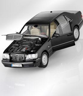 Modellauto 1 18 original Mercedes Benz Classic S Klasse W140 S320