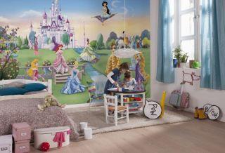 Fototapete Komar 8 414 Disney 368x254 Märchen Prinzessin Aladin