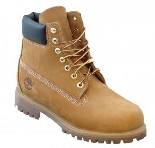 NEU TIMBERLAND Schuhe 10061 Premium 6 Boots Stiefel Herren Scarpe